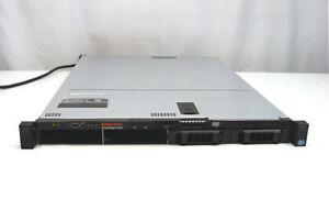 Dell PowerEdge R320 Server, Intel Xeon E5-240 1.80GHz, 12GB RAM, No HDDs