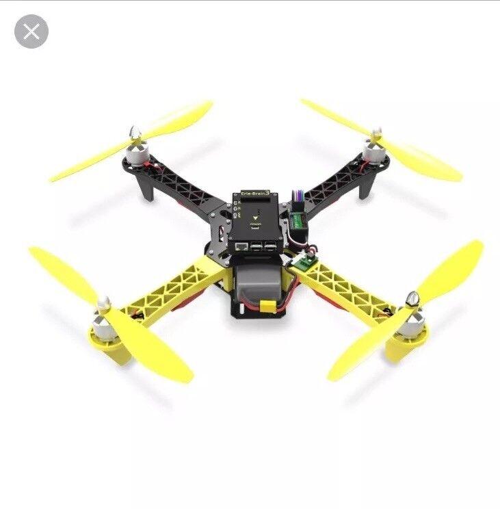 Erle-Helicóptero Drone Kit  CÁMARA  CARDÁN  controlador