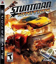 Stuntman: Ignition (Sony PlayStation 3, 2007)
