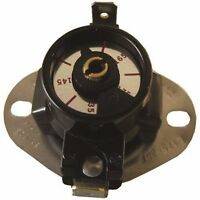 Supco At015 Adjustable Limit Thermostat Control Snap Disc Open On Rise