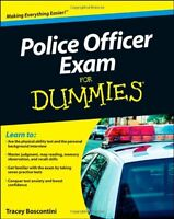 Police Officer Exam For Dummies By Raymond Foster, (paperback), For Dummies , Ne on Sale