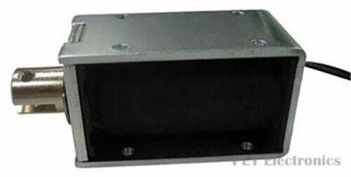 Multicomp mcsmo-1240l12std solenoide 12V PULL open frame