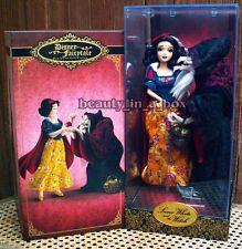 "Snow White Hag Witch Doll Set Disney Fairytale Designer Collection Villain 4830"""