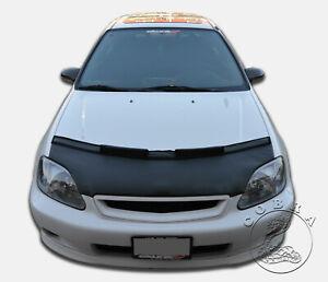 Car Bonnet Mask Hood Bra Fits Honda Civic 96 97 98 EK