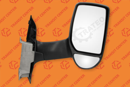Ford Transit 2000-2013 Right long arm manual mirror Trateo European version-LHD