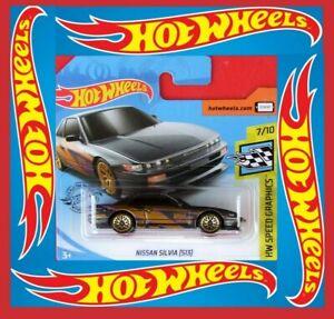 Hot-Wheels-2020-Nissan-Silvia-s13-111-250-neu-amp-ovp