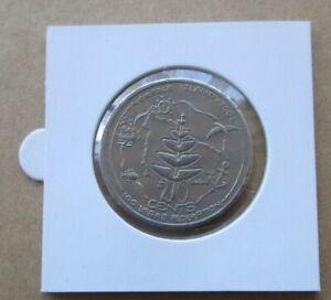 AUSTRALIAN-2001-CENT-OF-FEDERATION-NORFOLK-ISLAND-20-CENT-COIN