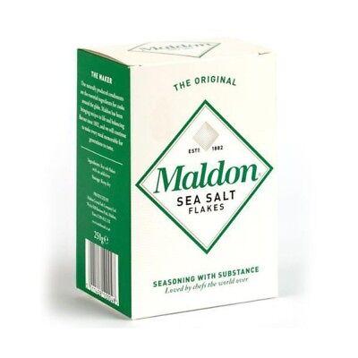 Maldon Sal Mar Gruesa 250g