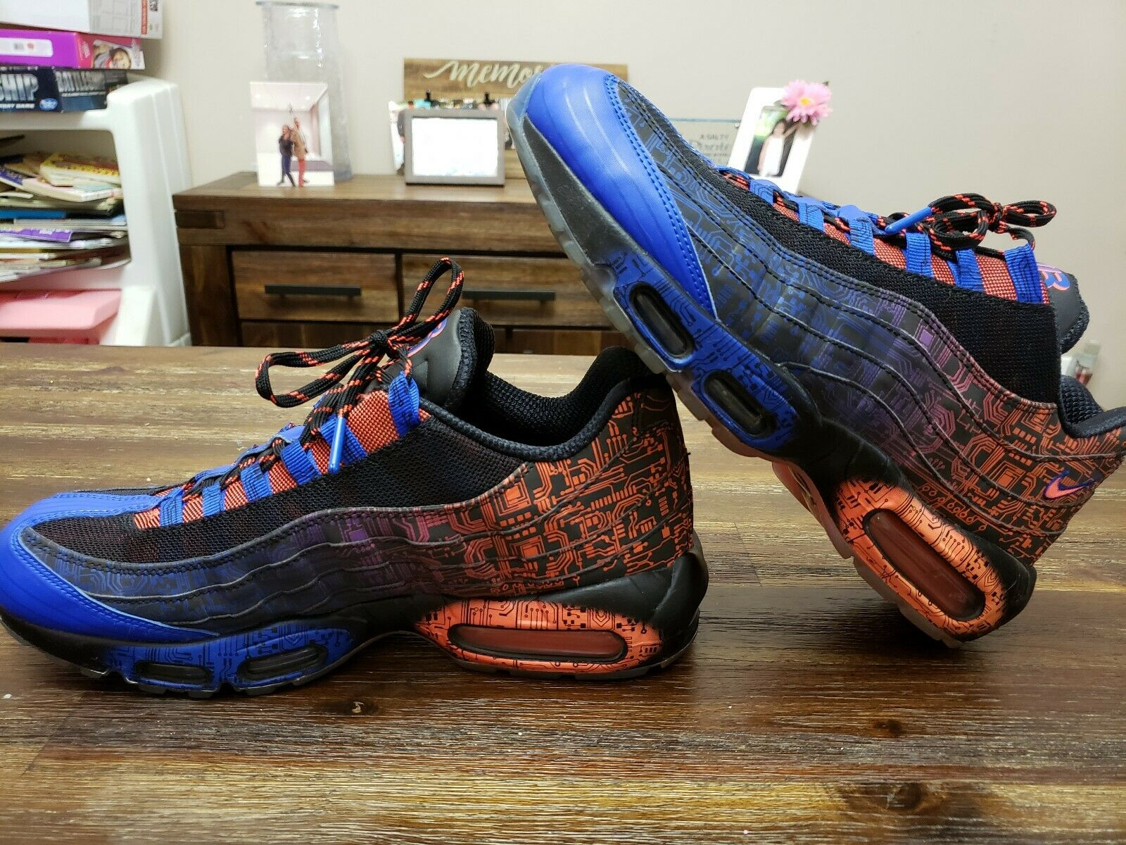 09368f0d66583 Nike Max 95 Doernbecher 15th Anniversary edition, Size 12. 839165-064 Air  ncarks1300-Athletic Shoes