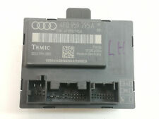 Audi A6 4F Türsteuergerät hinten recht Ambientebeleuchtung 4F0959794E 4F0910795E