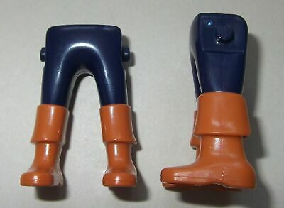 162602 Piernas blanca botas 2u playmobil,leg,boot