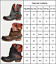 Womens-Mid-Calf-Biker-Slouch-Martin-Boots-Buckle-Low-Chunky-Heel-Casual-Shoes thumbnail 3