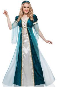 Shakespeare/'s Renaissance Medieval Juliet Plus Size Costume