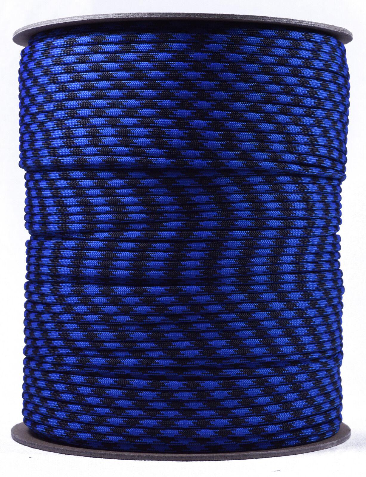 Bruiser - 550 Cuerda de paracaídas Paracord Cuerda 7 Strand-Carrete de 1000 pies