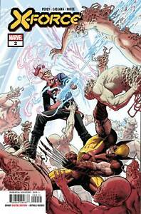 X-FORCE-2-2019-MARVEL-NM-1ST-PRINT-WEAVER-MAIN-COVER-A-BEN-PERCY