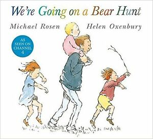 We-039-re-Going-on-a-Bear-Hunt-by-Michael-Rosen-Paperback-New-Book