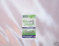 Ring Snuggies Blitz Adjuster Plastic Pk Of 6 Asst Sizes Gold Diamond Engagement