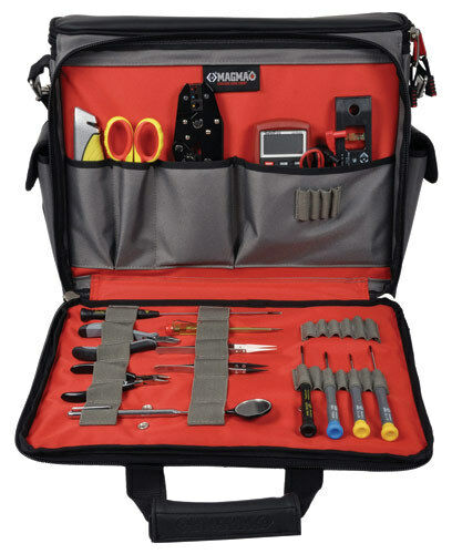 Storage Electricians Tool Case CK Magma Technicians Carry Case Bag MA2630
