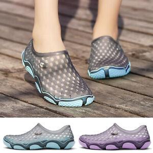 Water Shoes Women's Sandals Shower Swim Pool Beach River Aqua Comfort  Garden US9 | eBay