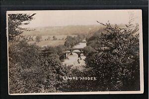 L-K-Lower-Hodder-Lancashire-1919-Postcard-SPACE-FILLER