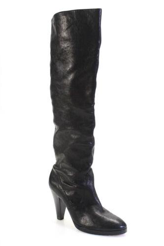 Michael Michael Kors  Womens Leather Knee High Boo