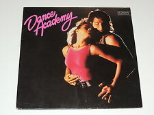"DANCE ACADEMY SOUNDTRACK Lp 12""x2 DOUBLE RECORD SET GERMANY VARIOUS 1988"