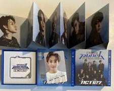 BAEKHYUN OFFICIAL PHOTOCARD+TirTir Lip Tint Case Set MakeUp Kit Exo Superm