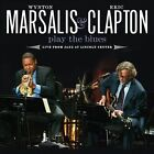 Play the Blues: Live from Jazz at Lincoln Center by Eric Clapton/Wynton Marsalis (CD, Sep-2011, Warner Bros.)