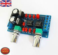 1Pcs New Finished Low-pass Filter NE5532 Subwoofer Process Circuit For Amplifer