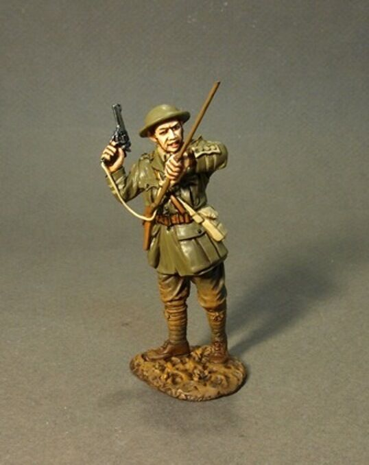 JOHN JENKINS WW1 THE GREAT WAR GWA-02 (31) AUSTRALIAN 5TH DIV INF. OFFICER MIB