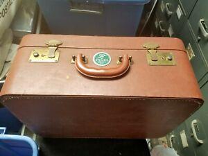 Vintage-SYLVANIA-Service-Kit-TV-Repairman-Empty-Case-Suitcase