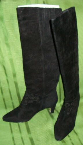 Kikit Anastasia Tall Boots - Black - 7.5 Medium