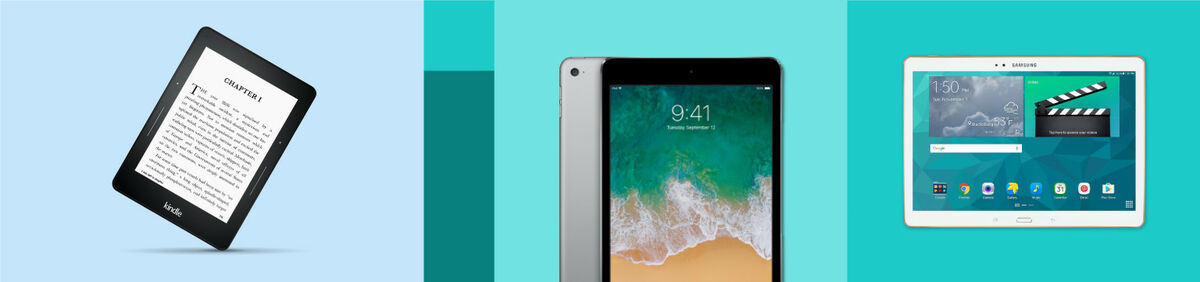 eBooks y tablets