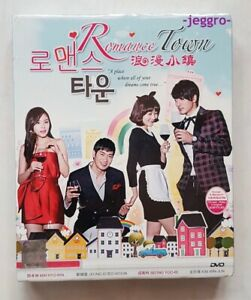 Details about Korean Drama DVD Romance Town (2011) GOOD ENG SUB All Region  FREE SHIPPING
