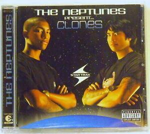 The Neptunes – The Neptunes Present... Clones - CD New Unplayed - Italia - The Neptunes – The Neptunes Present... Clones - CD New Unplayed - Italia