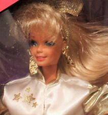 Vintage 1997 Hollywood Hair Barbie Mint in worn /damage box