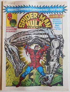 SPIDERMAN COMIC 423  Marvel UK  15 April 1981 - St.Leonards-on-Sea, East Sussex, United Kingdom - SPIDERMAN COMIC 423  Marvel UK  15 April 1981 - St.Leonards-on-Sea, East Sussex, United Kingdom