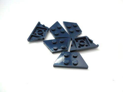 FARBAUSWAHL LEGO 6x Keilplatte Flügelplatte 2x4 Noppen 51739