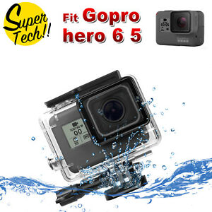 Underwater-Waterproof-Housing-Case-Protecting-Cover-Shell-For-Gopro-Hero-6-5-OZ