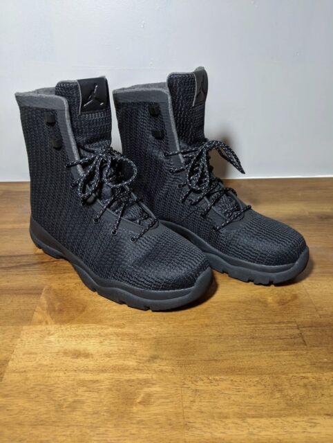 62f8398c1bc Jordan Future Boot black mens size 8 new 854554-002 water resistant Nike