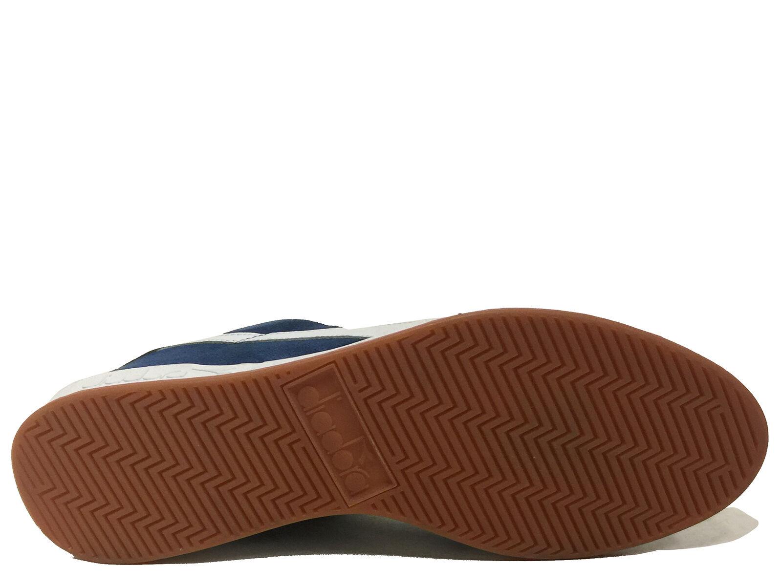 Uomo Brand New blu Diadora B. Original Athletic Athletic Athletic Fashion scarpe da ginnastica [C5901] 2a0ed9