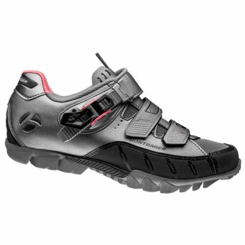 Black Bontrager Evoke DLX  Women/'s Mountain Cycle Shoes
