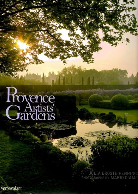 Provence Artists' Gardens, Julia Droste-Hennings, Verbavolant 2008