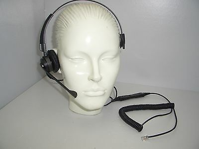Wireless Headset Toshiba Phone IP5122-SDC P5131-SDL IP5132-SD in Remote Hook ON