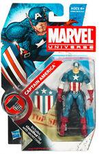 "CAPTAIN AMERICA WWII ww2 vintage Marvel Universe NEW 3.75"" Figure"