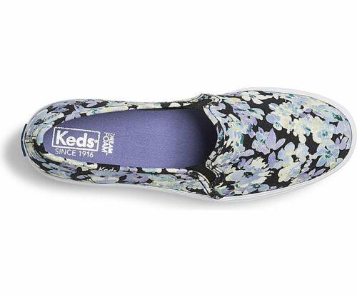 Keds Women/'s Triple Decker Floral Black Multi WF62220 Choose Size
