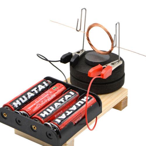 Elektromotor Modell DIY montieren Kit Schule Physik Wissenschaft