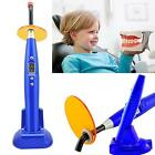 5W Dental LED Cure Lamp Wireless Cordless1500mW Curing Light curado lámpara