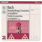 Johann Sebastian Bach - Bach: Brandenburg Concertos (Complete, 1993)