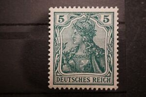 Deutsches-Reich-Nr-85I-postfrisch-im-Friedensdruck